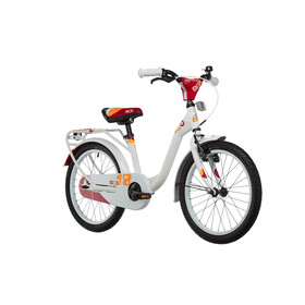 s'cool niXe 18 Childrens Bike alloy white